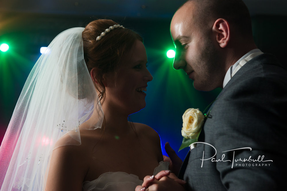 Full day wedding photography package includes the all important first dance