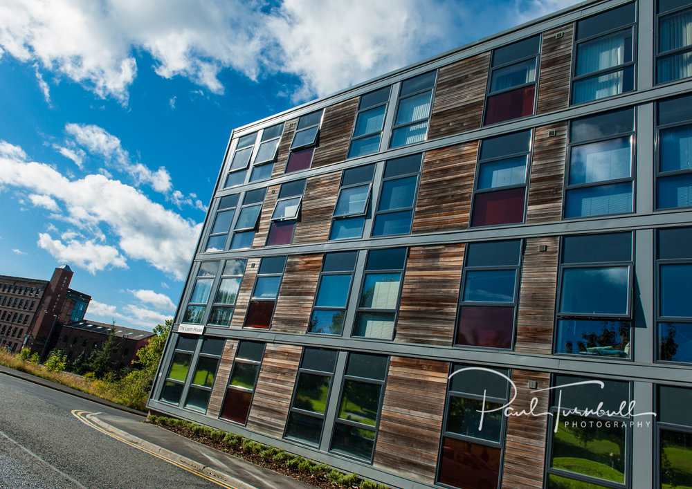 Luxury flats in Leeds - property photography services bring out the best in your commercial property
