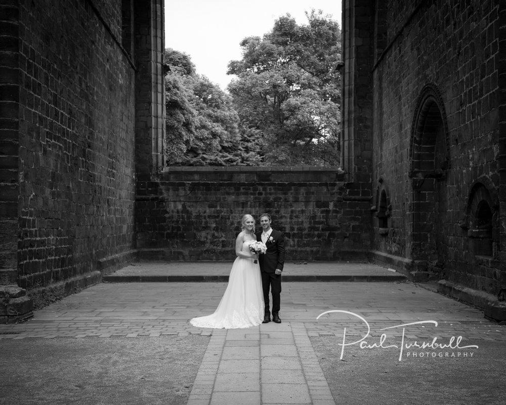 Kirkstall Abbey Leeds Wedding Location Photography