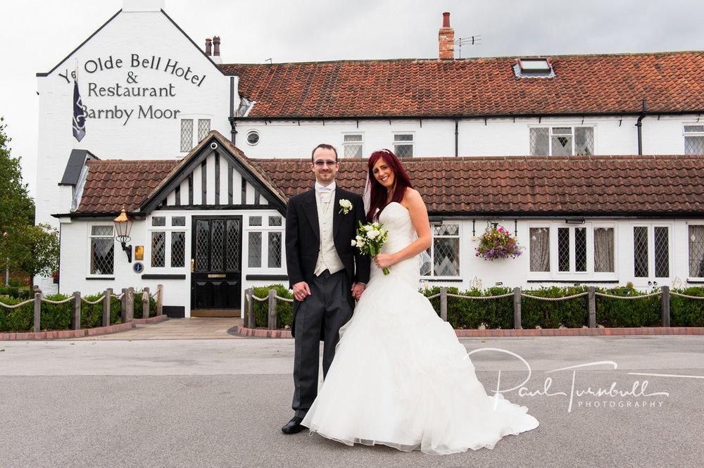 Ye Olde Bell Wedding Photography