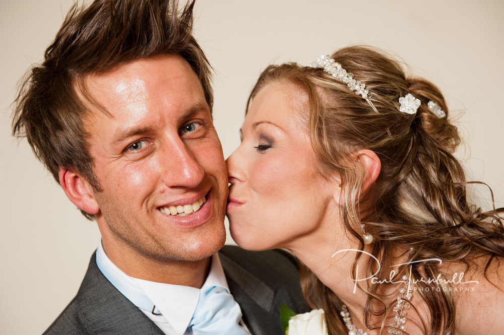 Claire & Kevin - Hotel St Pierre, Wakefield