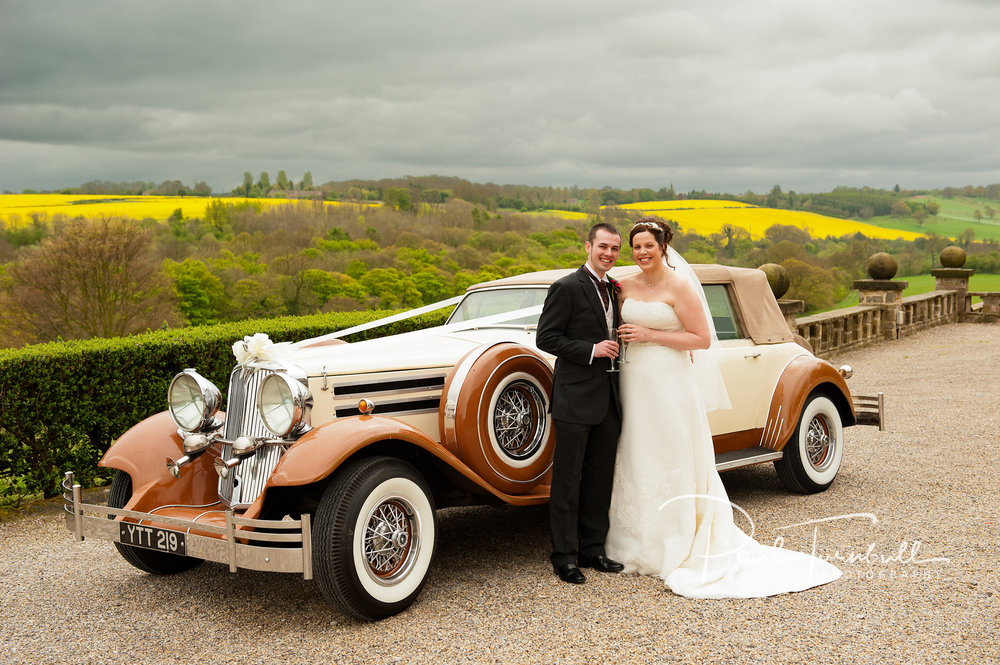 Amy & Chris - Wood Hall, Wetherby