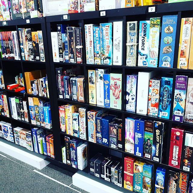 How do you arrange your board games?  #brnau #bgg #boardgame #geek #Geekmedia