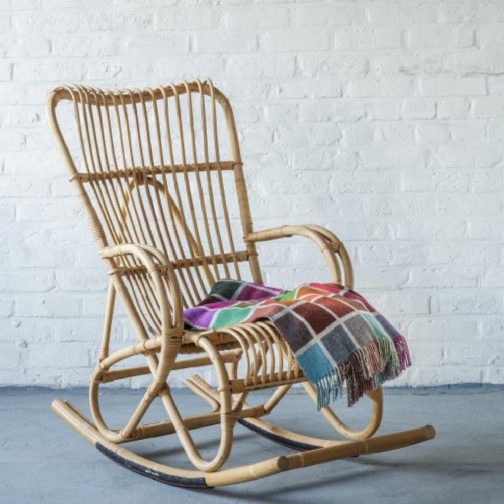 Rocking-chair Marlène,290€