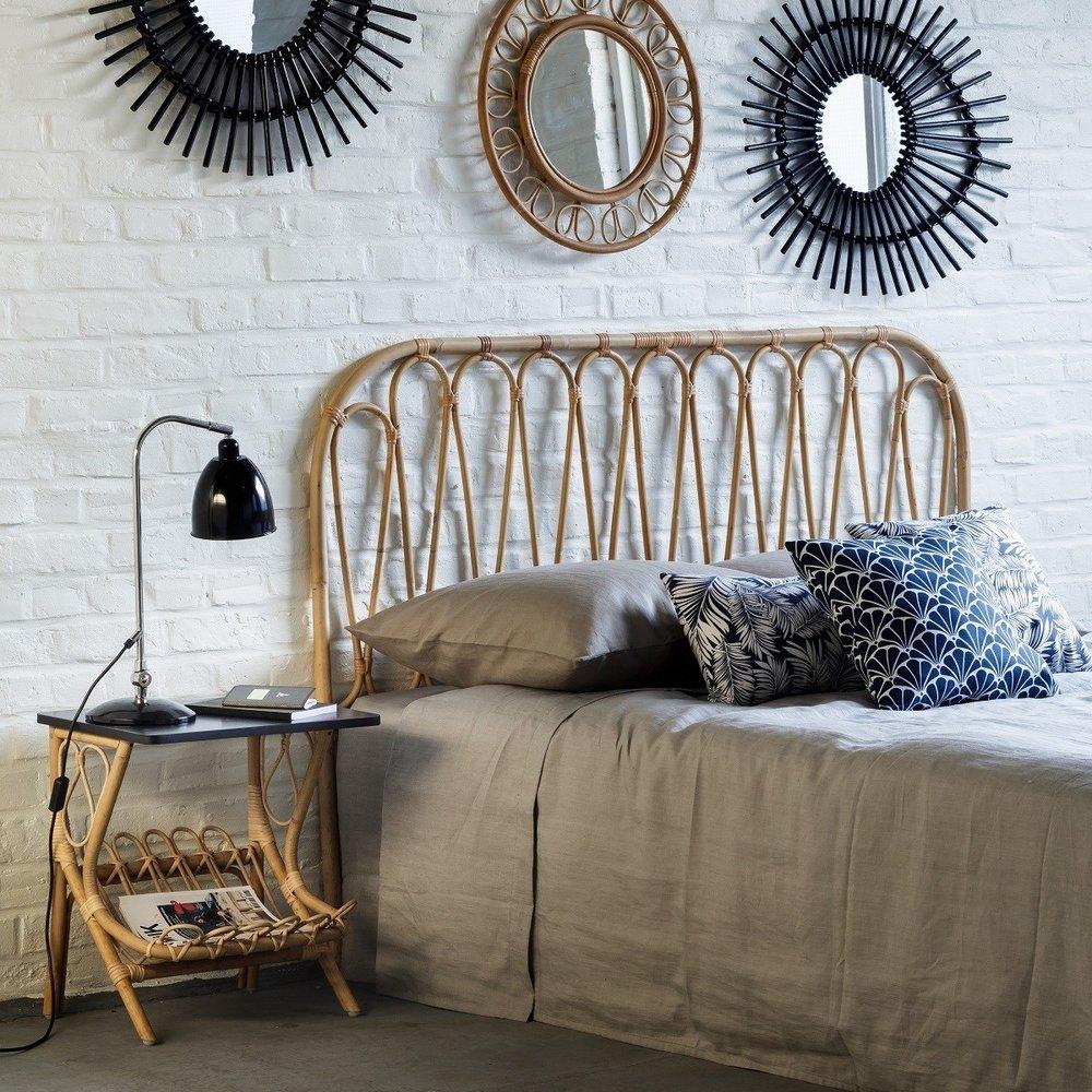 Tête de lit Volutes,205€