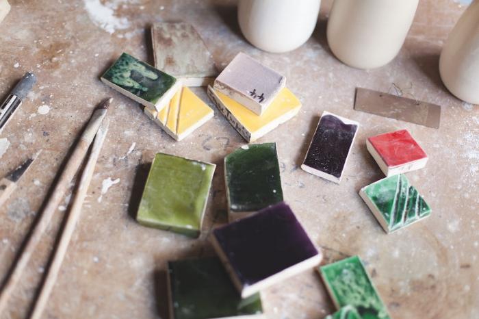 Source :    L'atelier de Jean Roger, Milk Décoration, Photos : Claire Cocano