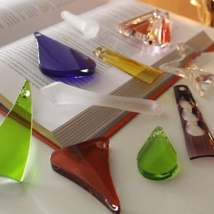 Décoration en cristal par  Masanei