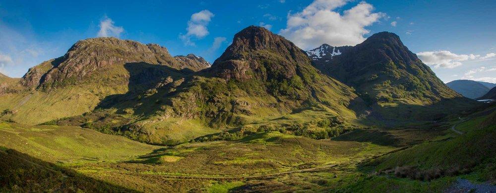 Stob Coire Raineach and Beinn Fhada and Gearr Aonach.jpg