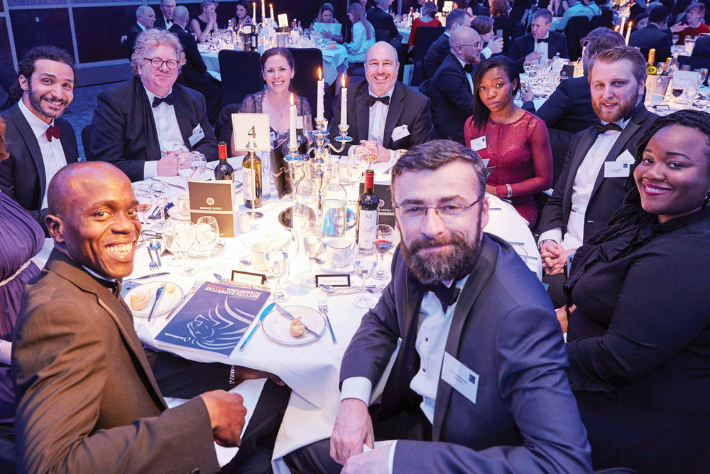 British Expertise International Awards 2019   Recognising and celebrating outstanding international achievements by companies in the UK professional services sector.   17th April 2019