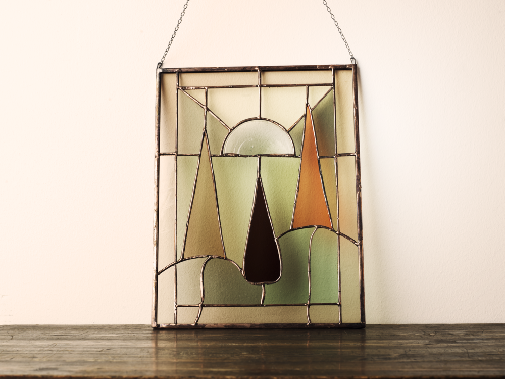 Art glass - Custom made art glass