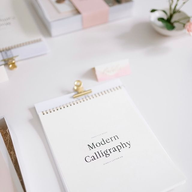 If you can't make a workshop, I've got great news for you!  Our kits are available for purchase online. Learn calligraphy at home using the same exercises we use in class. All of the supplies you'll need to get started are included and packaged perfectly. Shop our store, link in bio! P.S. if you live in the Richmond area, these are also available exclusively at @papeterierichmond ⠀⠀⠀⠀⠀⠀⠀⠀⠀ ⠀⠀⠀⠀⠀⠀⠀⠀⠀ #calligraphyworkshop #neverstopcreating #moderncalligraphy #richmondva #rvaevents #rvaart #kindlyworkshops #learncalligraphy #creativerva #rvaartist #visitrva #kindlyletterco #madebykindly