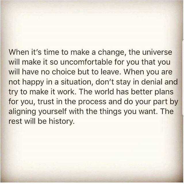 Hmmmmmmmm..... #change #ready