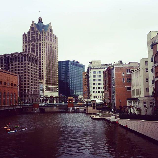 Oh, hi #Milwaukee, you're pretty nice looking too. #letmedothat