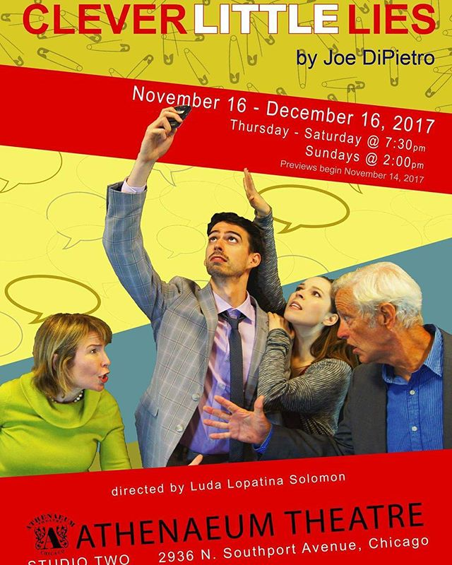Go see a show! www.bluebirdarts.org #bluebirdarts #chicago #theatre #readerrecommended #plays #acting #comedy #marketing