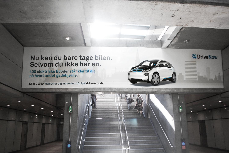 Drivenow Copenhagen Lauch Sofie Barfoed