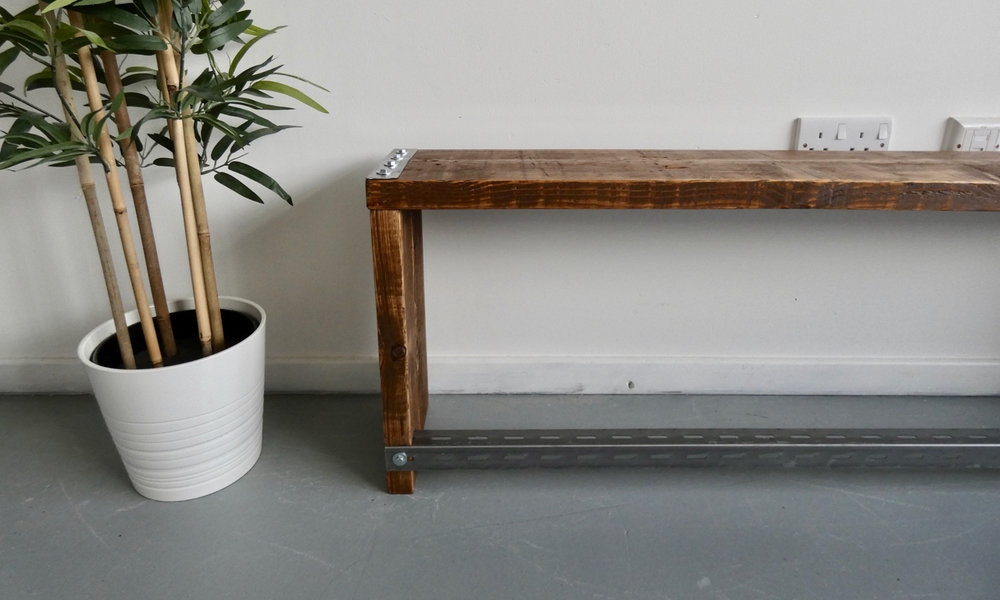 iNDUSTRIAL BENCHES -