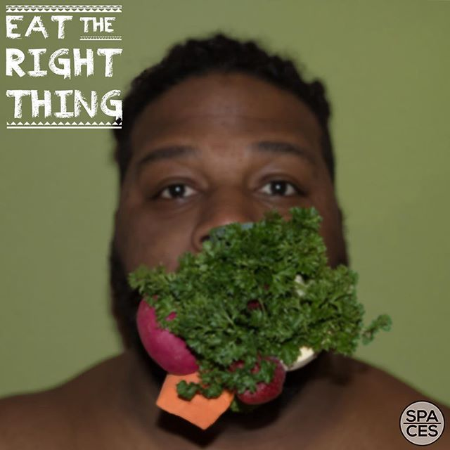 Our newest #podcast is live today!!! Spaces Productions proudly presents Eat the Right Thing, a bi-weekly audio documentary that follows, @mark_vs_theuniverse  as he tries to radically change his eating habits and learn as much as he can about the foods that he eats and how what he eats has been affected by his heritage.  So make sure you subscribe now and follow the podcast on IG: @etrtpodcast • • • • • • #veganbreakfast #healthyfood #plantbased #podsincolor #healthyfoodshare #listen #vegetarian #veganfood #vegan #podcast #spaces #whatveganseat #PlantPowered #glutenfree #philadelphia #ETRT #feedfeedvegan #letscookvegan #buzzfeast #radplantlife #gloobyfood #thekitchn #foodstyling  #philly #blackvegan #food4thought #f52grams #BlackHealthMatters #BlacukOwned
