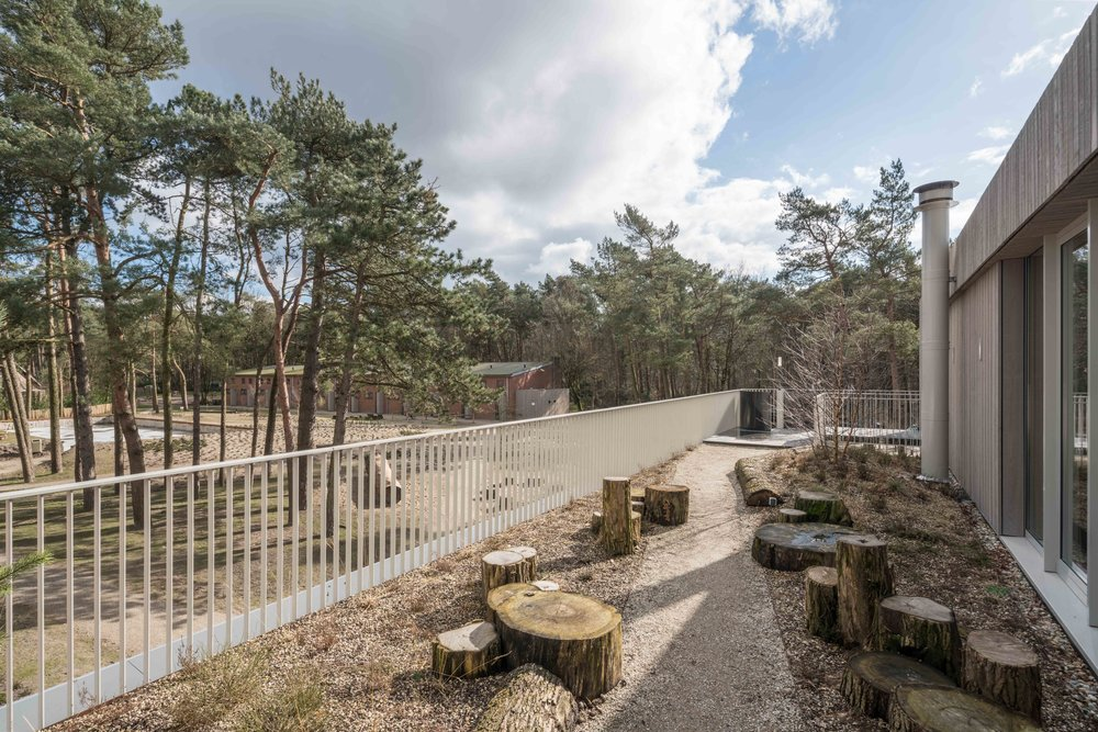 back to nature   education center and hostel in Bergen op Zoom