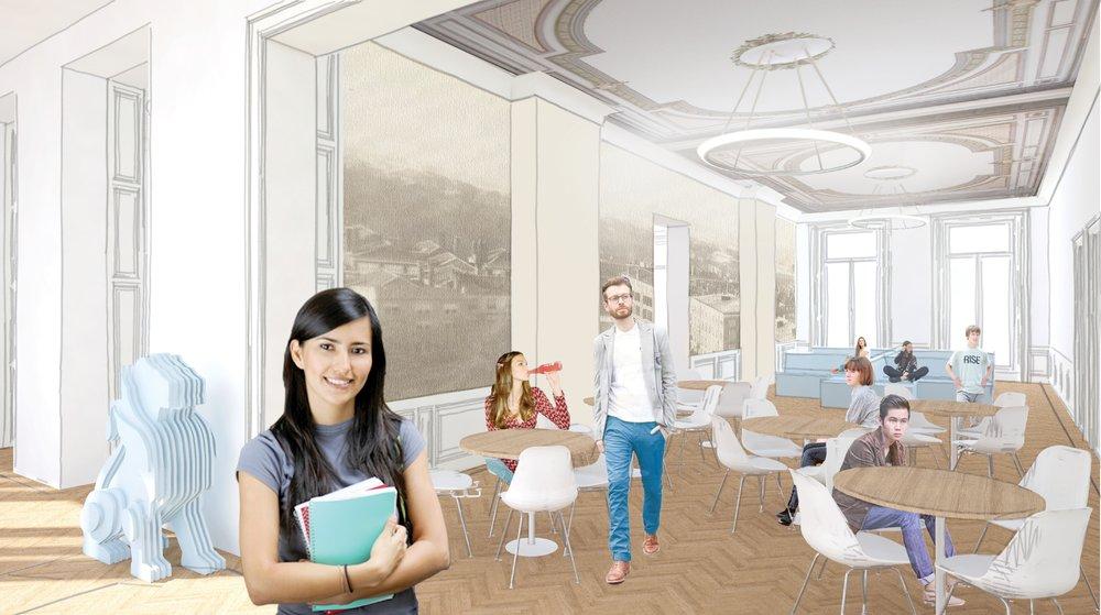 Luzac Den Haag   een nieuwe school voor het Luzac
