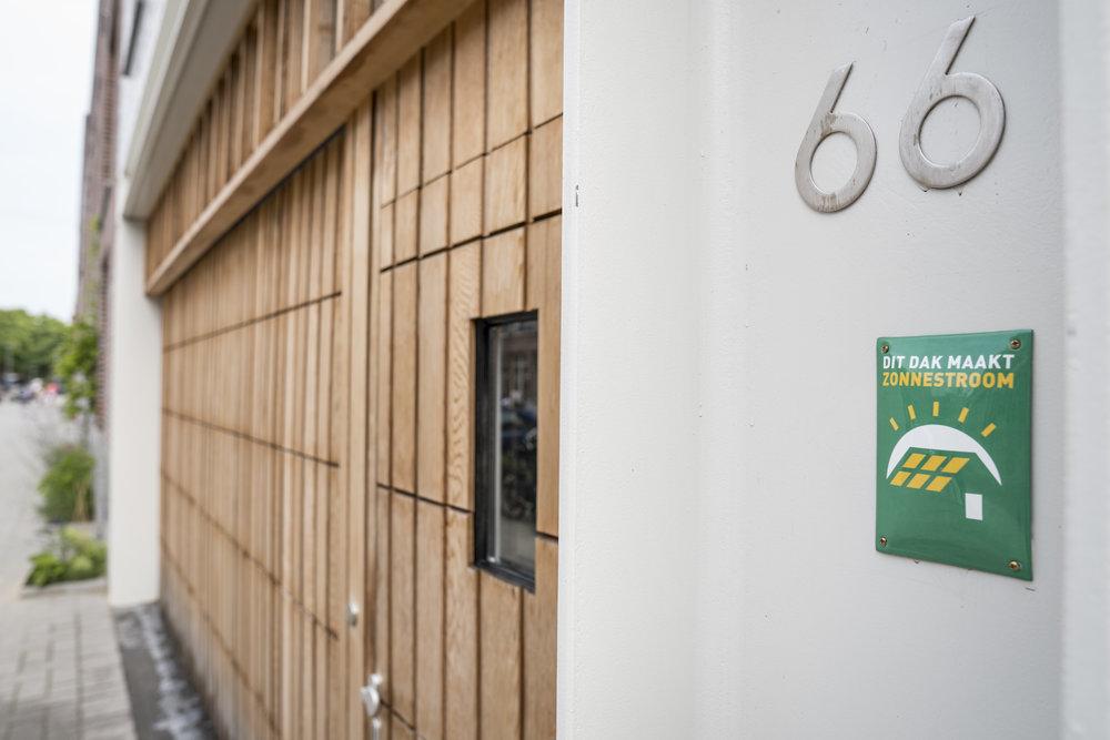 Zon in de Stad   promoting solar energy in rotterdam