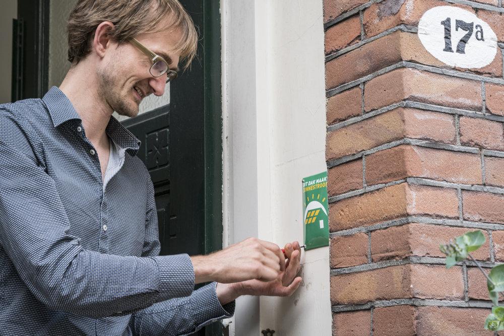 Sun in the City   fostering a solar movement in Rotterdam