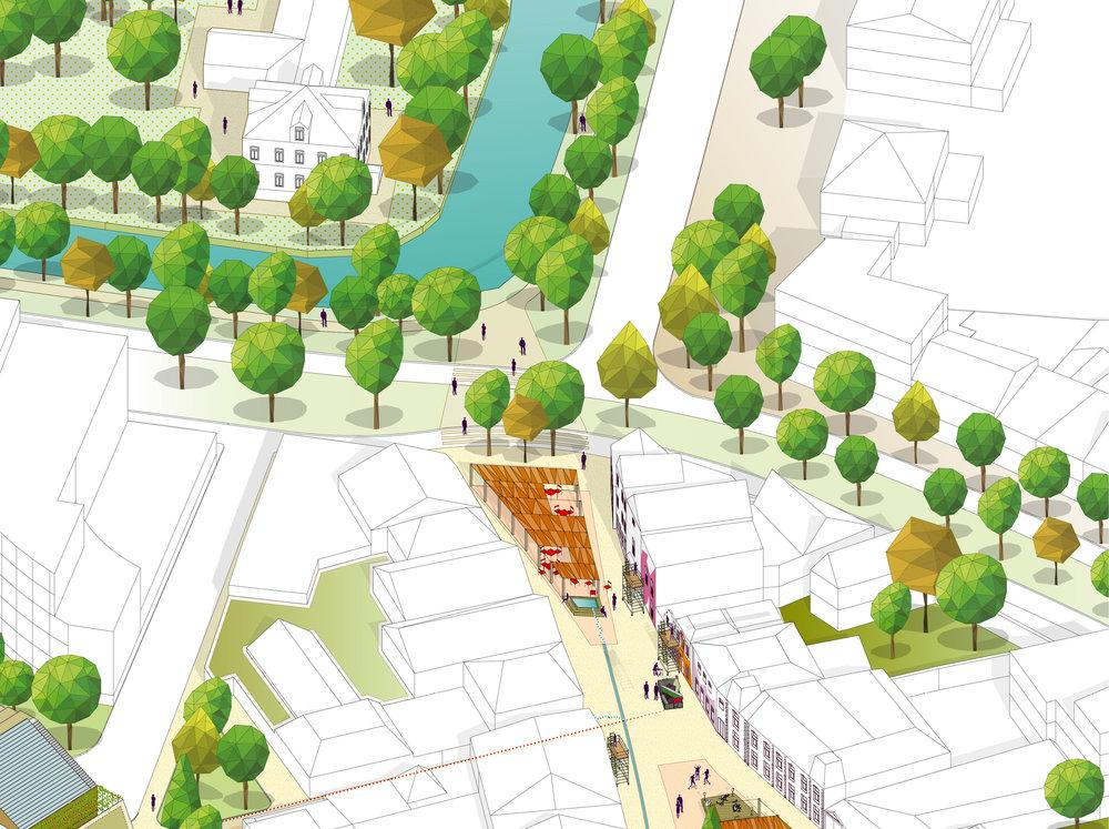 Weerbaar Weert   the history of Weert as inspiration for a greener, cooler, and livable city