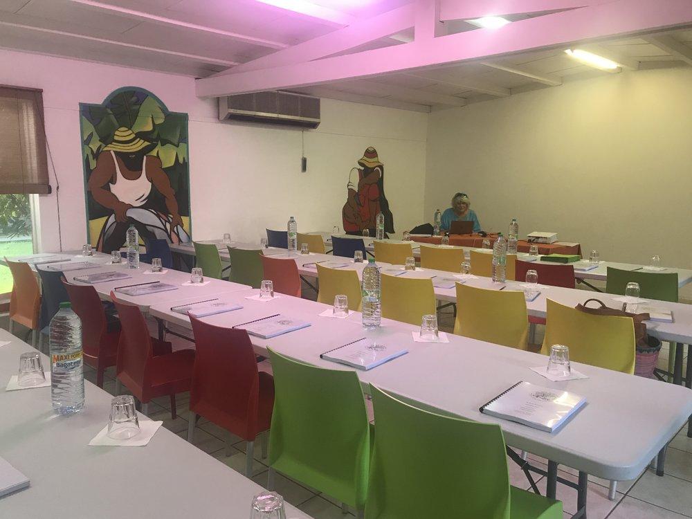 Salle la Réunion