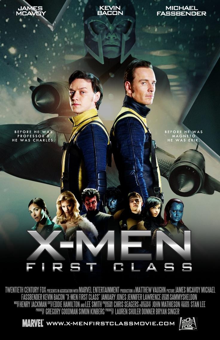 X-Man First Class