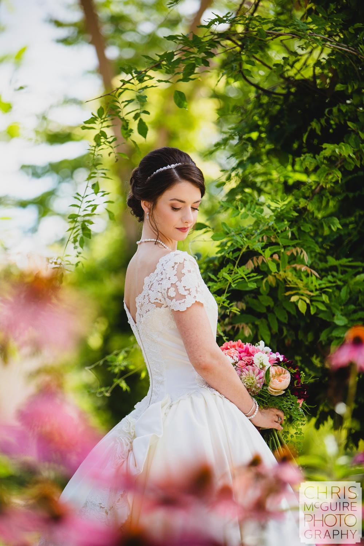 bridal portrait peoria
