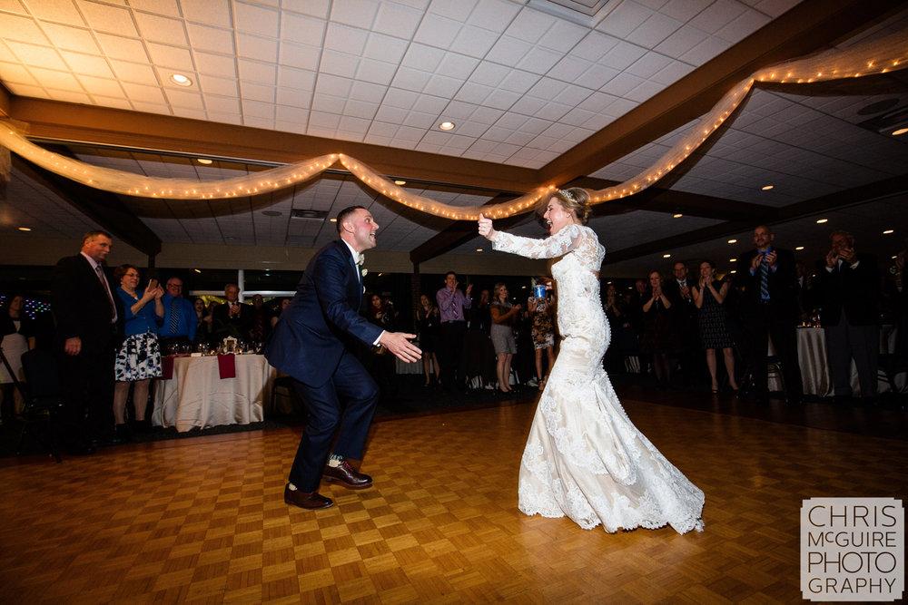 bride groom grand entrance country club