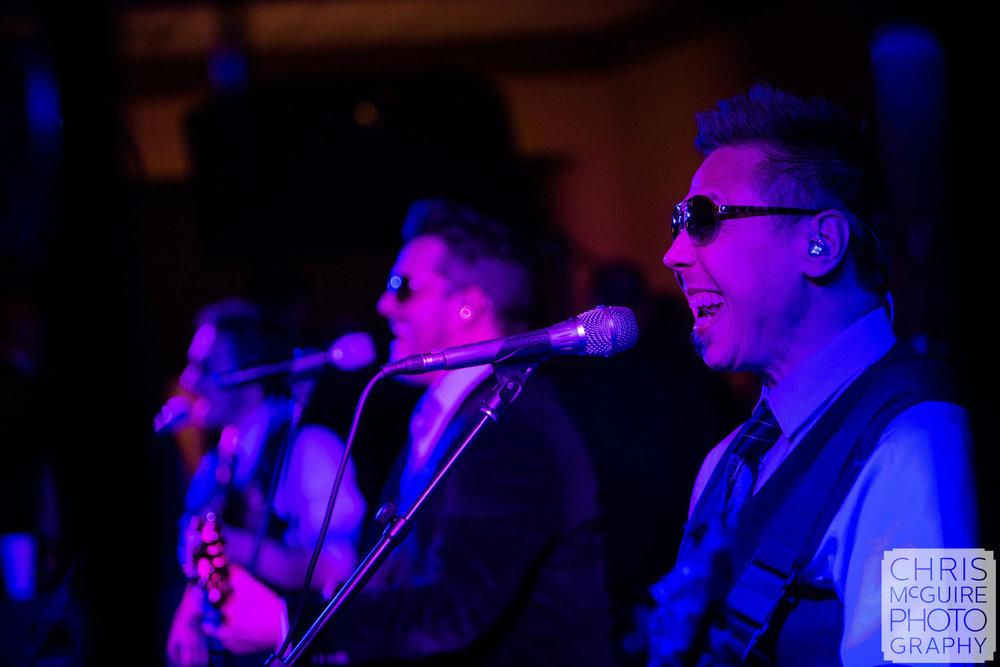 jedi mind trick live band at wedding reception