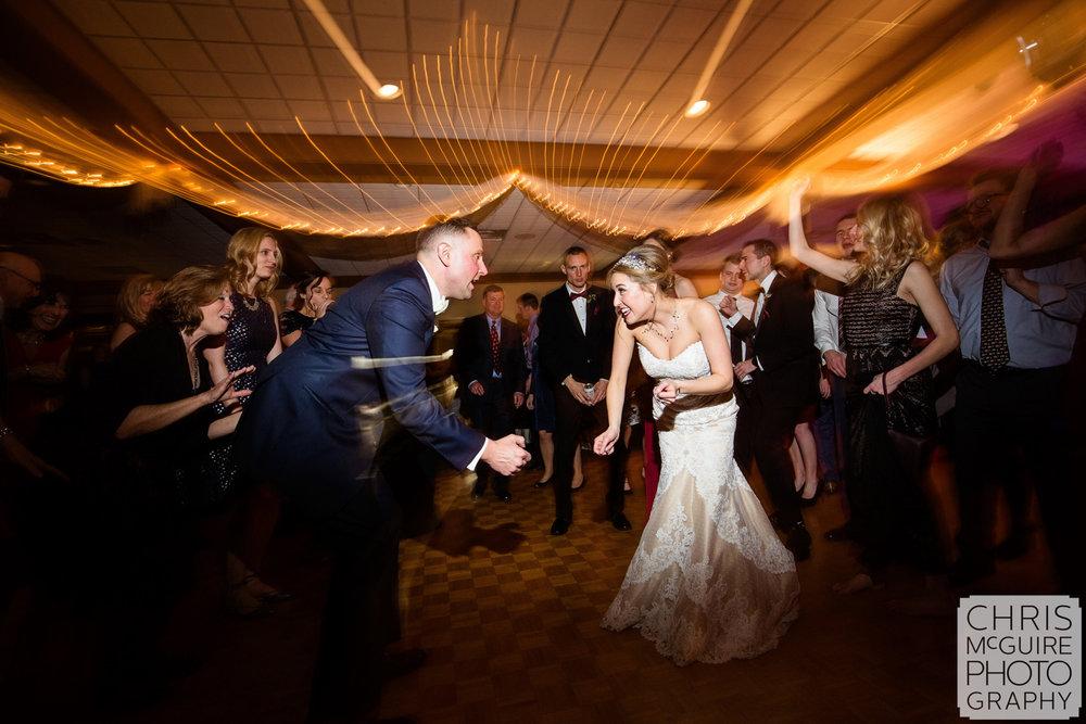 wedding dance floor country club