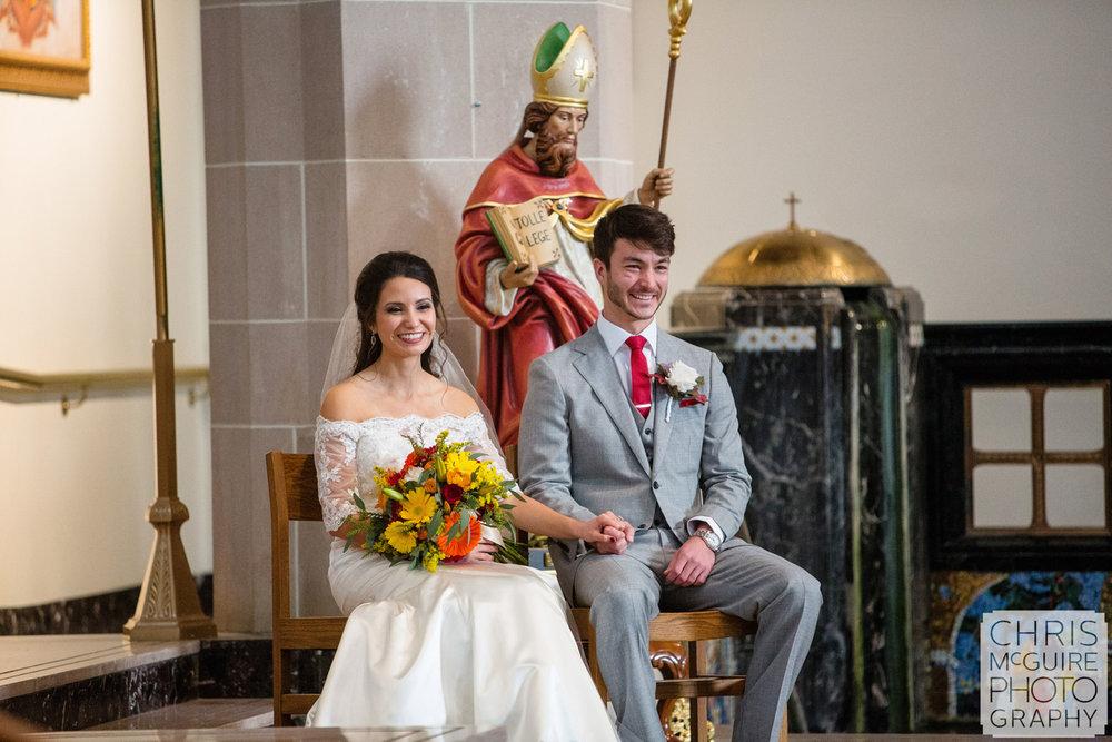 peoria catholic church wedding