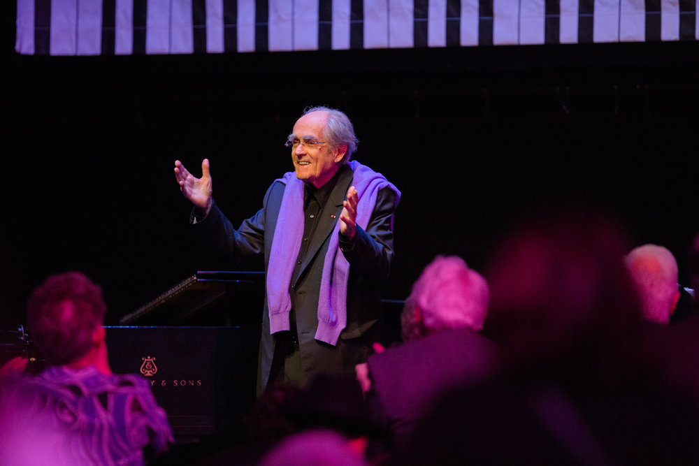 michel legrande at gilmore keyboard festival