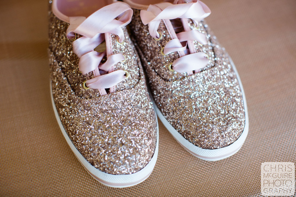 bridal shoes sequins