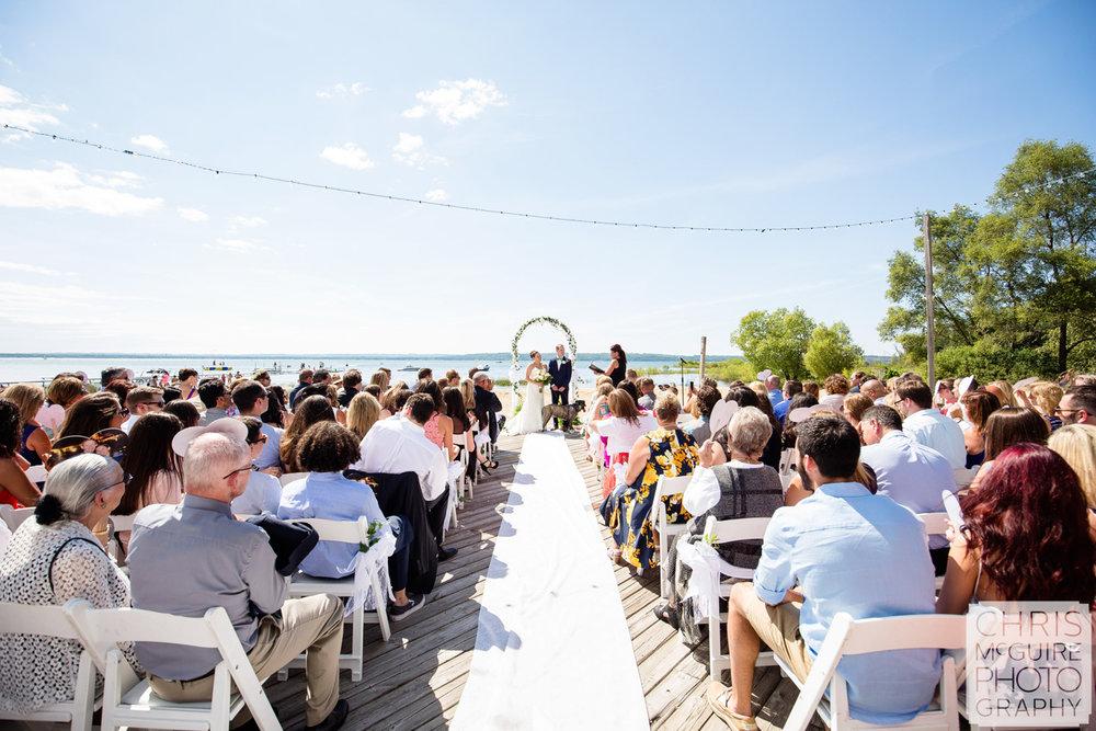 outdoor wedding central illinois