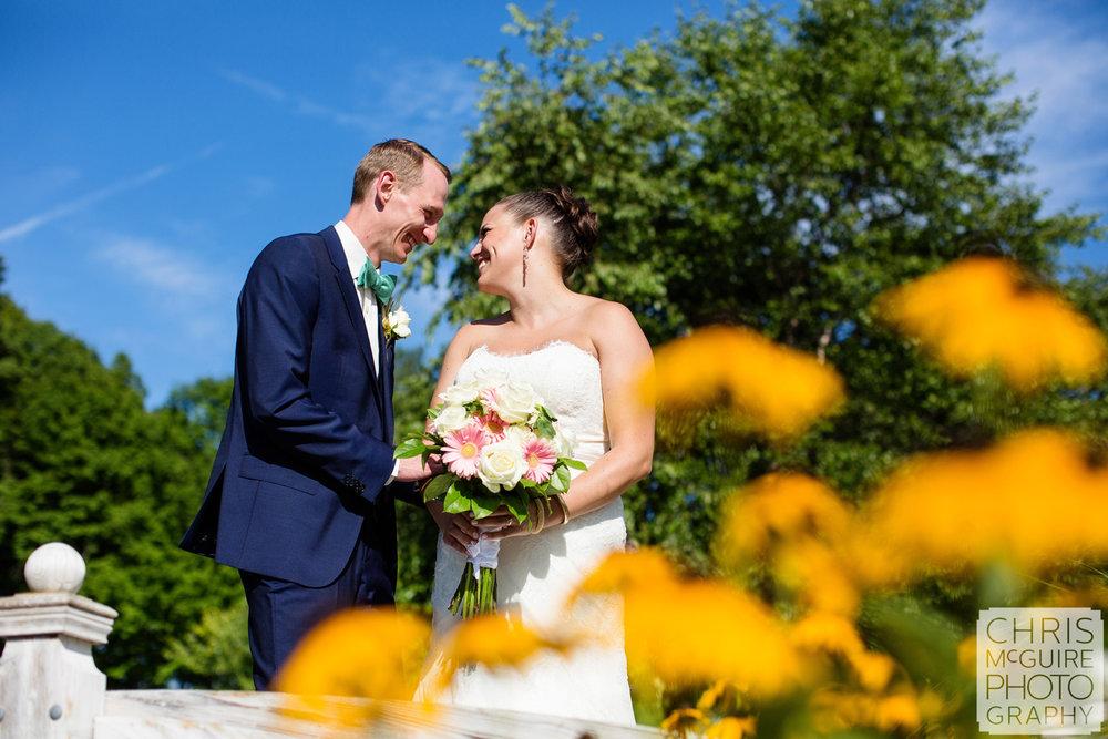 bride groom peoria wedding