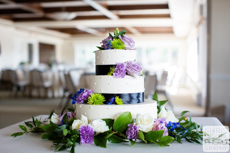 Country Club Wedding Photography - Sara & Kyle — Chris McGuire ...