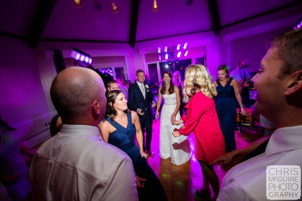 wedding dance floor purple lights