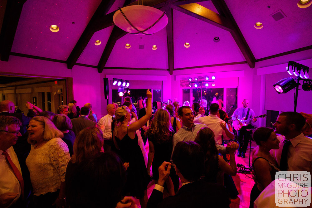 kalamazoo country club dance floor