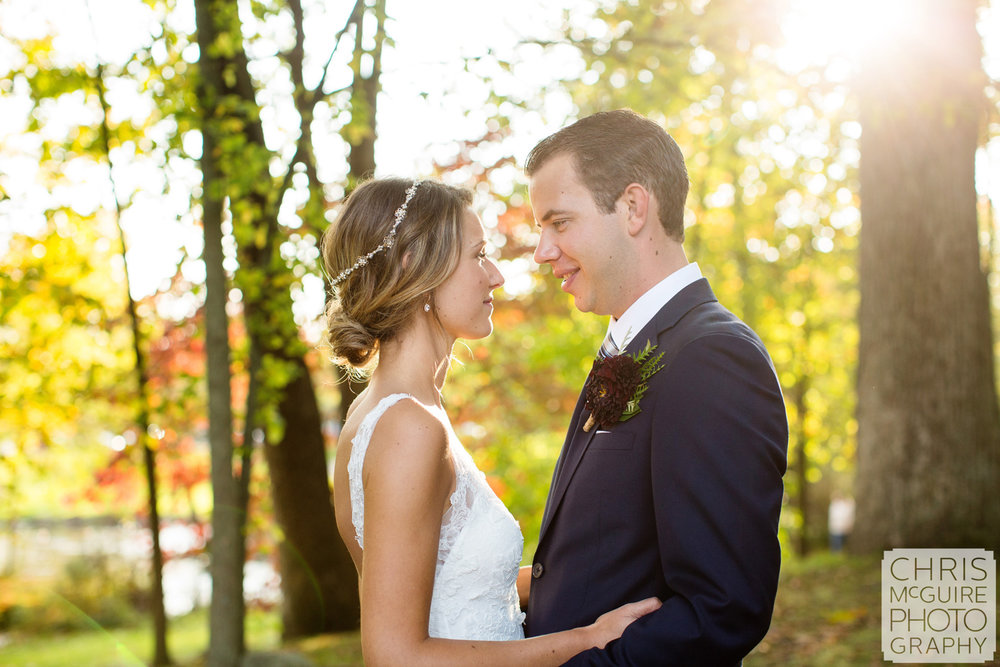 fall wedding, peoria photographer, Chris McGuire Photography