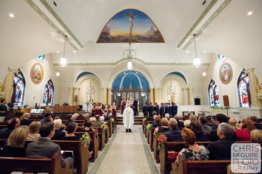 st joseph catholic church in kalamazoo wedding