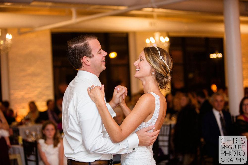 bride groom first dance loft 310