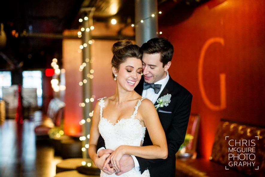 bride groom in gatsby