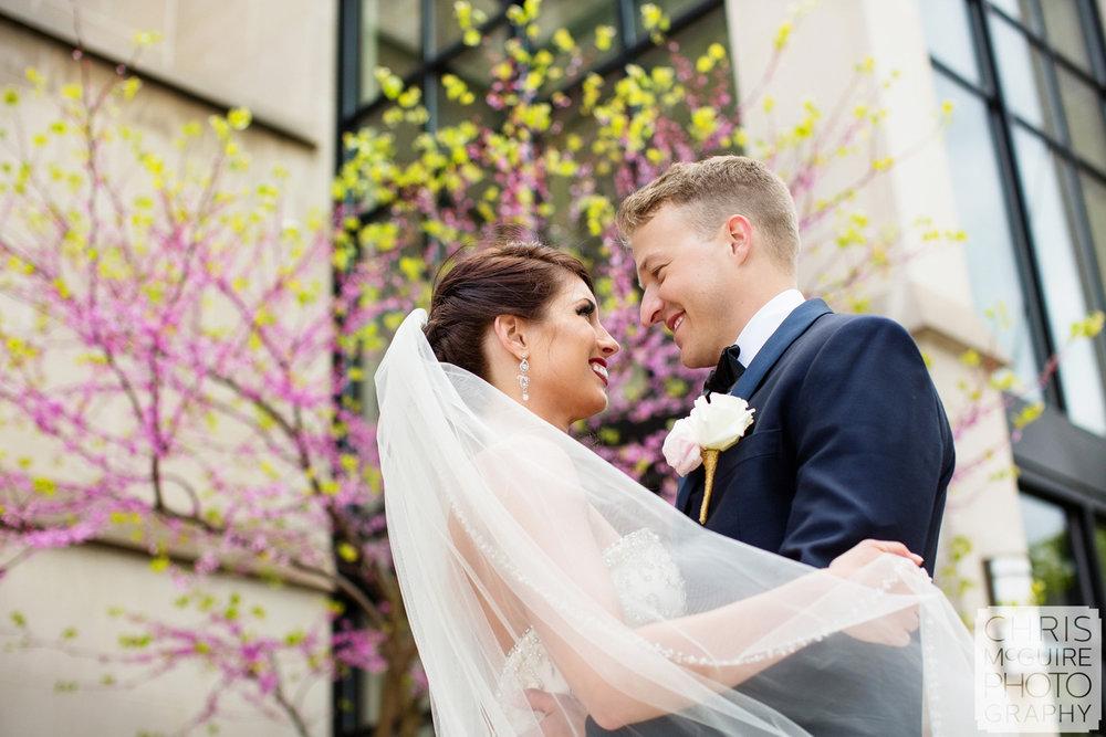 spring wedding peoria