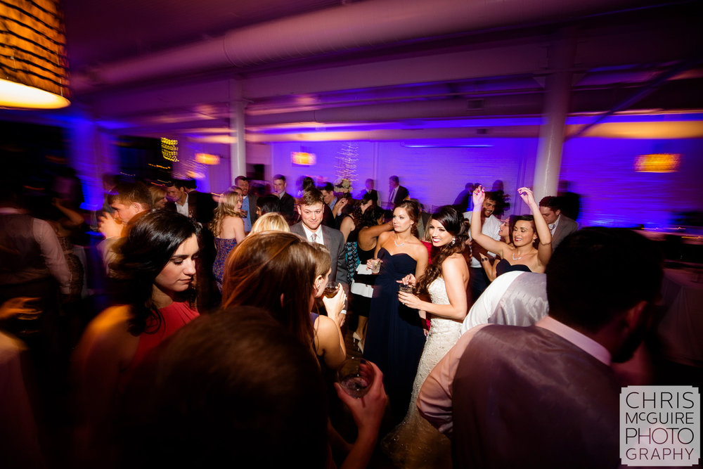 wedding dancing loft 310