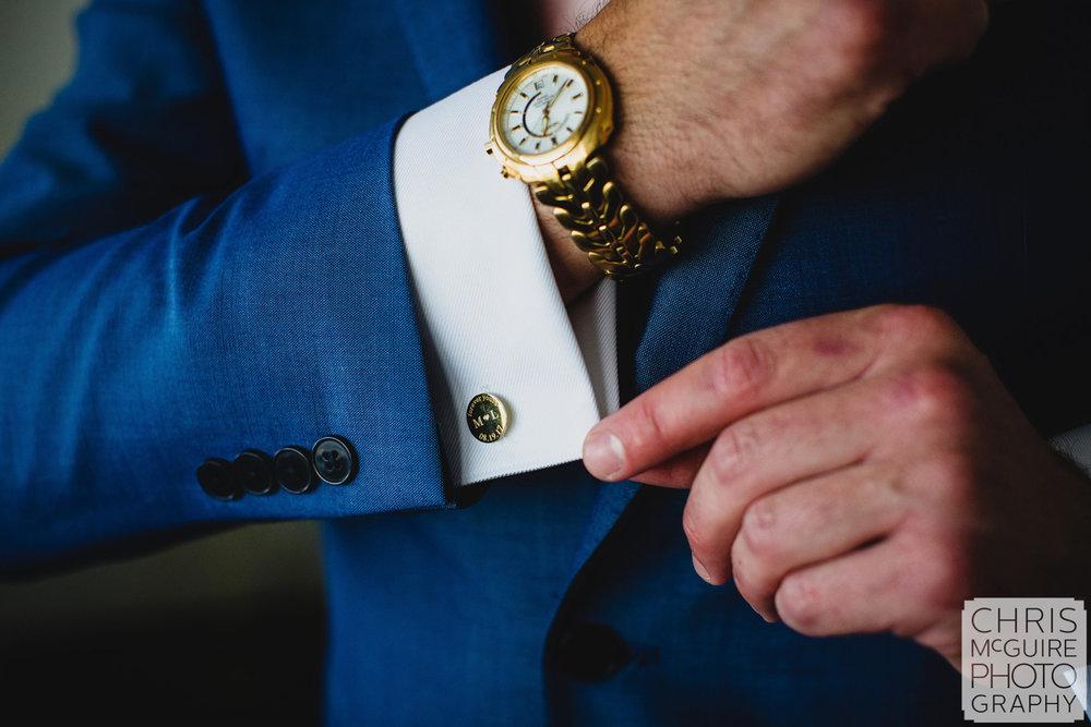 goorm cufflinks