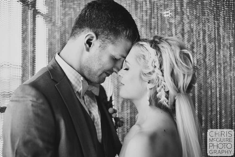 Peoria Illinois Wedding Photographer, Chris McGuire