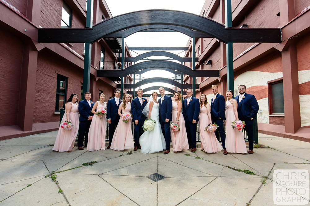 modern wedding photojournalism peoria illinois