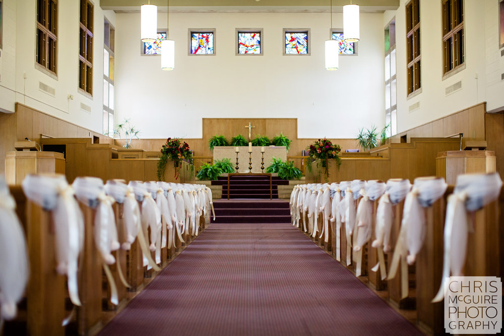 kanley chapel wedding
